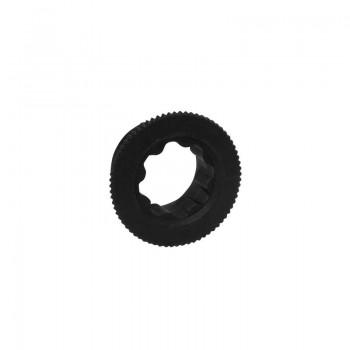 Болт Shimano левого шатуна МТВ с интегрированной осью / HollowtechII, пластик