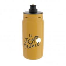Фляга ELITE FLY TOUR DE FRANCE желтый 550 ml