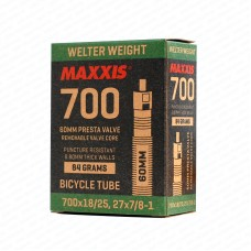 Maxxis Welter Weight 700x18/25C FV L: 60 mm