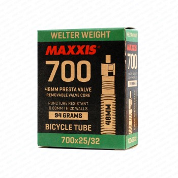 Maxxis Welter Weight 700x25/32C FV L: 48 mm