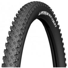 Покрышка Michelin WILD RACE`R 26x2,10 складывающаяся, черный