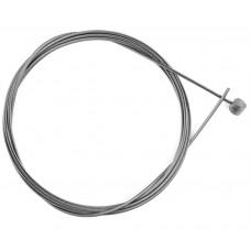 Трос тормозной X17 МТB шлифованный, L 1,8 м, диаметр 1.5 мм, 20 шт