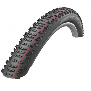 Покрышка 27.5x2.10 650B (54-584) Schwalbe RACING RALPH SnakeSkin, TL-Easy, Evolutoin Folding B/B-SK HS425 Addix Speed 67EPI EK