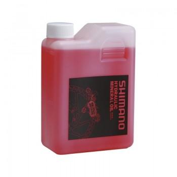 Минеральное масло Shimano для гидравлических тормозов, 1000мл.