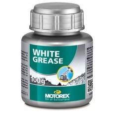 Смазка Motorex White Grease 628 густая, белая, 100 мл