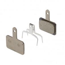 Тормозные колодки Shimano B01S, полимер/resin OEM series