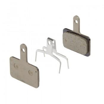 Тормозные колодки Shimano B01S, полимер/resin