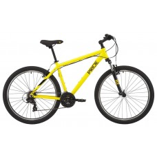 """Велосипед 27,5"""" Pride MARVEL 7.1 рама - M 2020 YELLOW/BLK"""